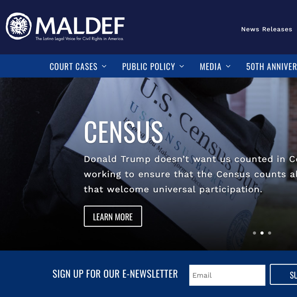 MALDEF - Mexican American Legal Defense and Educational Fund